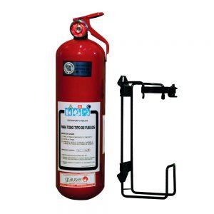 2Kg – Extintor portátil ABC