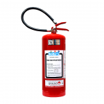 4Kg – Extintor portátil ABC