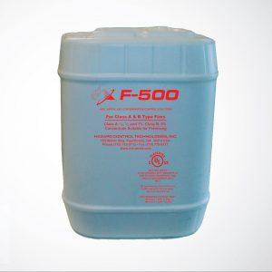 Agente encapsulador F500