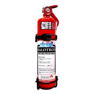 1Kg / 2Kg – Extintor portátil Halotrón
