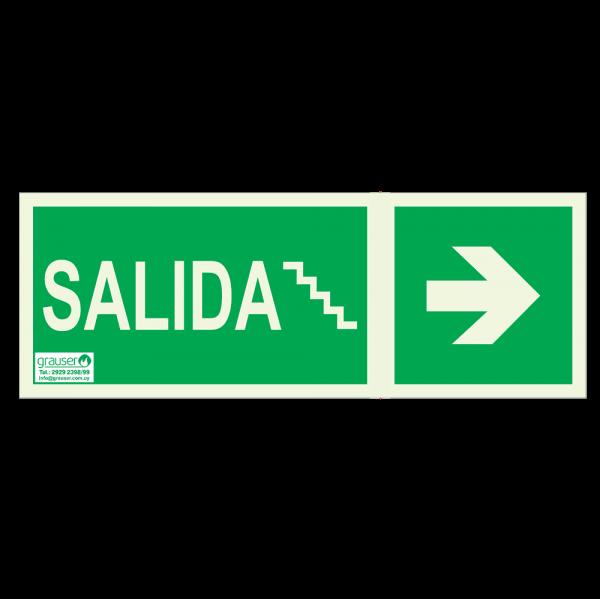 cartel indicador