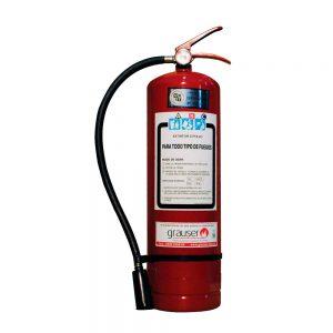 8Kg – Extintor portátil ABC