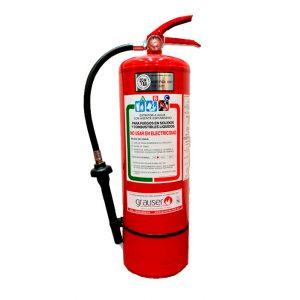 10Lts – Extintor portátil Espuma