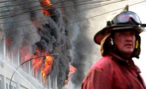 Incendio devora el Museo Nacional de Rio, una joya cultural de Brasil
