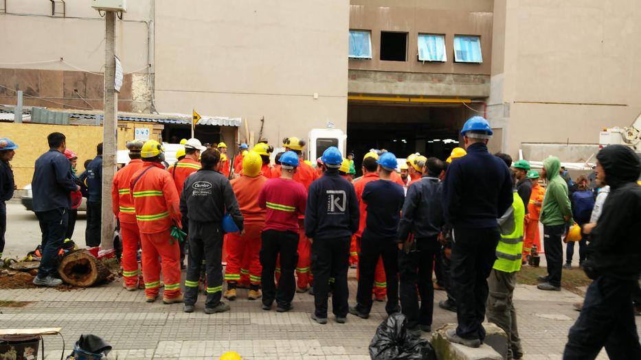 Incendio en Punta Carretas Shopping obligó a evacuar el lugar